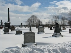 graveyard